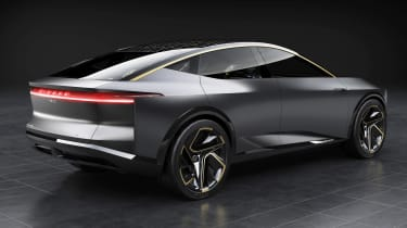 Nissan IM concept - rear