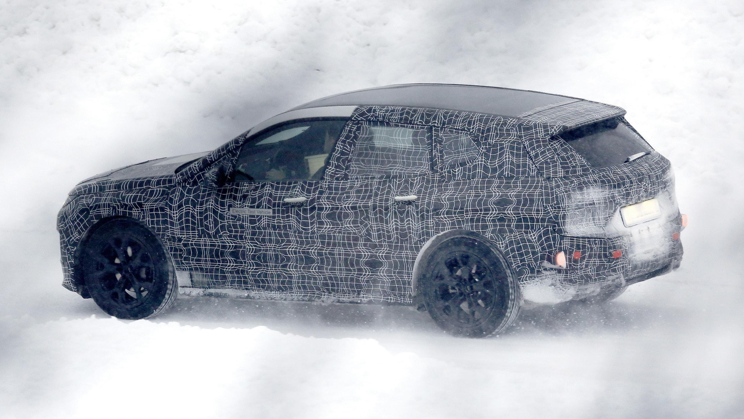 2020 BMW i6/iNEXT/iX8/iX 10