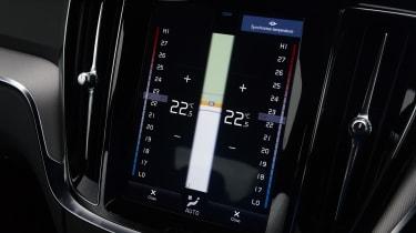 Volvo S60 - screen