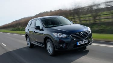 This Mazda CX-5 SE-L Nav costs £24,795.