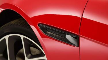 Jaguar XE - side detail