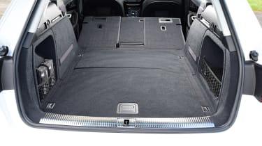 Audi A4 Allroad - boot