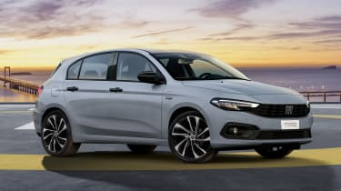 Fiat Tipo City Sport - front