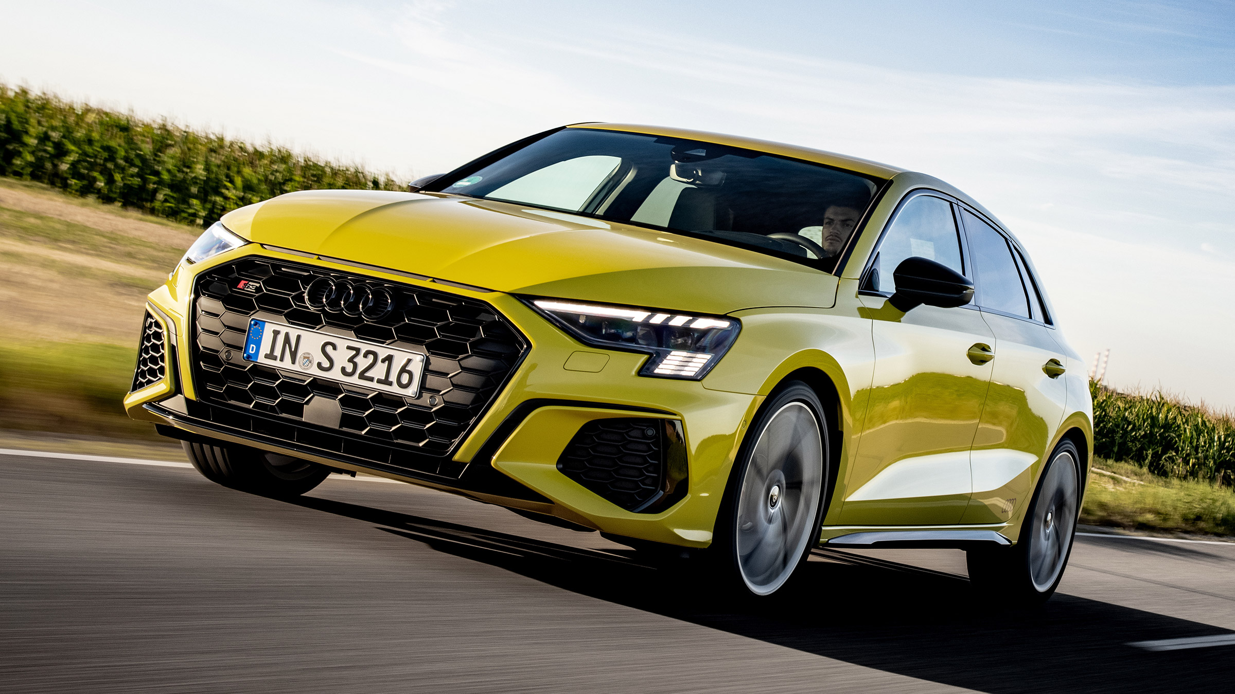 New Audi S3 2020 Review Auto Express