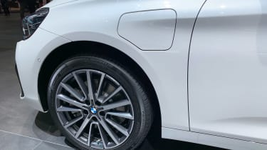 BMW 225xe - Geneva side detail