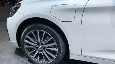 BMW 225xe - Geneva side detail