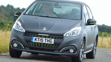 Peugeot 208 Mpg Co2 Emissions Road Tax Insurance Groups Auto