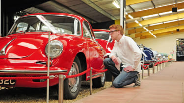 <strong>Henry Willis, Consumer writer (products)&nbsp;</strong>  <em><b>Haynes museum</b></em><span> &nbsp;</span>  <span>I live and breathe classic cars, so when</span><span> I was invited to look around the newly revamped Haynes