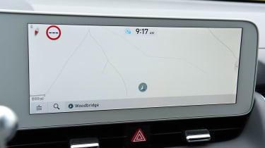 Hyundai Ioniq 5 - sat-nav