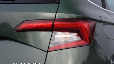Skoda Karoq Scout - rear light