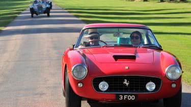 Ferrari 250 GT SWB front