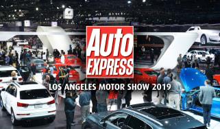 Los Angeles Motor Show 2019 - header