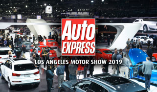 Los Angeles Motor Show 2019 - header