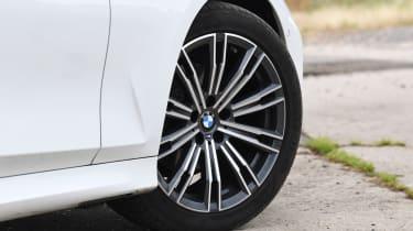 BMW 3 Series - wheels