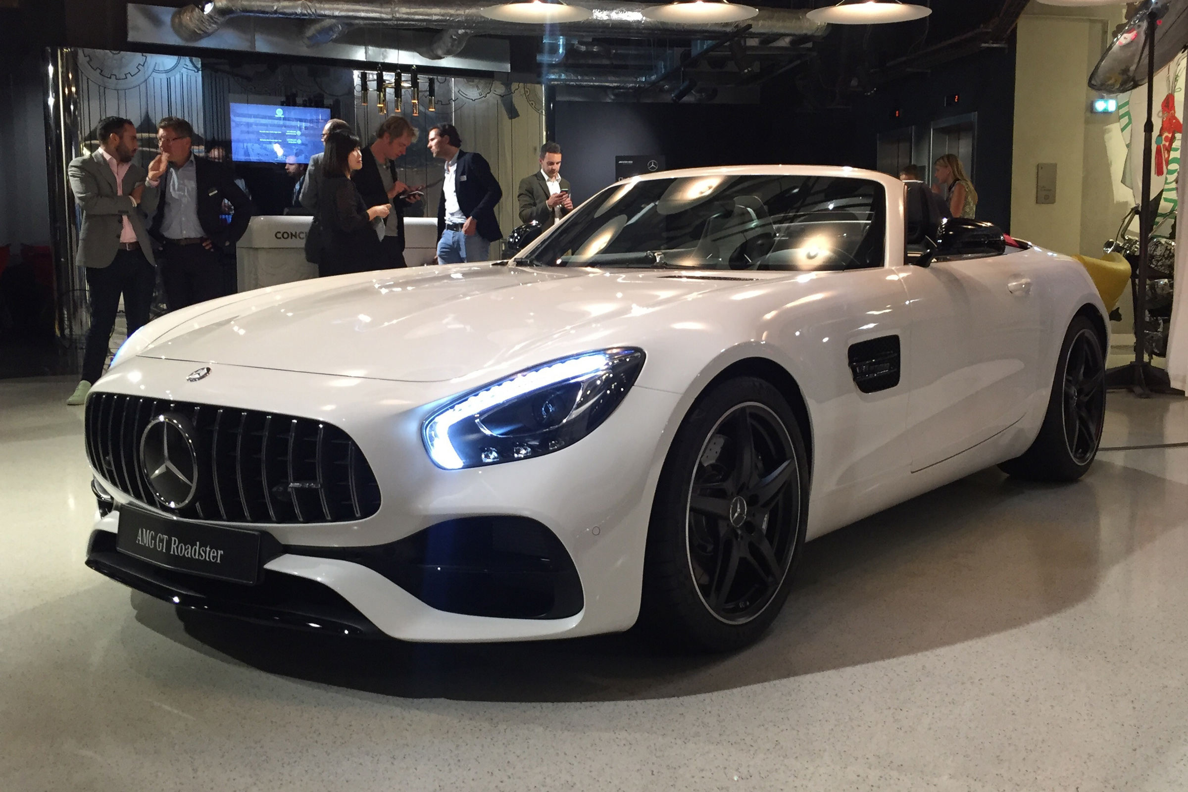 Prices Revealed For Mercedes Amg Gt And Gt C Roadsters Auto Express