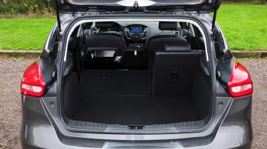 Ford Focus 1.0 EcoBoost Titanium boot