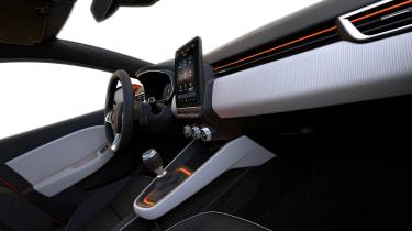 Renault Clio - customisation