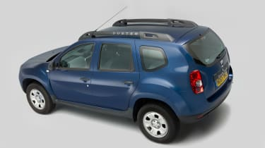 Used Dacia Duster - rear above