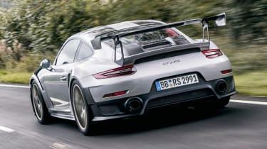 Porsche 911 GT2 RS - rear