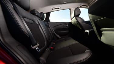 Used Renault Kadjar - rear seats