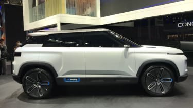 Geely Concept Icon - Beijing side
