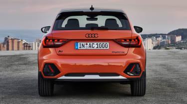 Audi A1 Citycarver - full rear