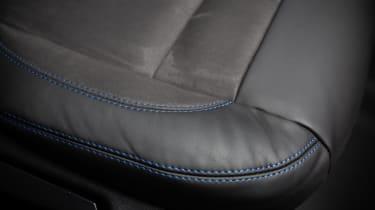 MS-RT Ford Transit Custom leather seats