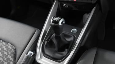 Audi A1 - transmission
