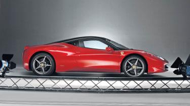 Performance Car of the Year: Ferrari 458 Italia