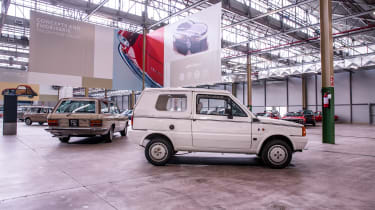 FCA Heritage - concept and personalised cars