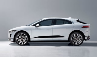Jaguar I-Pace - side