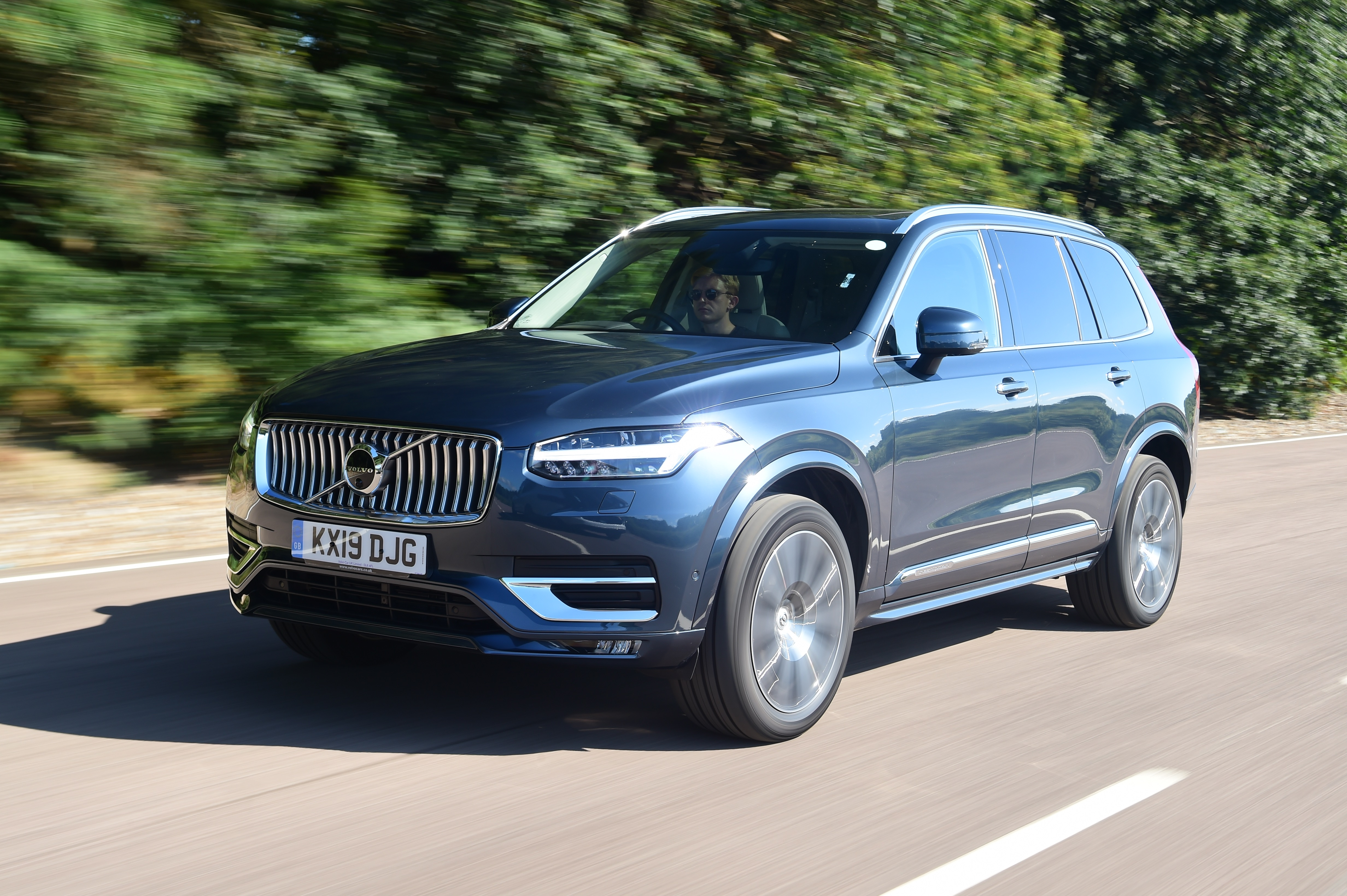 new volvo xc90 b5 2019 review