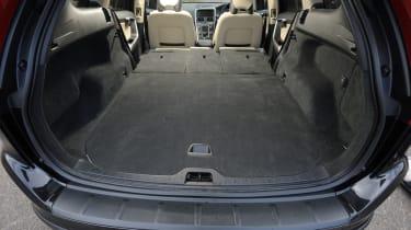 Volvo XC60 D3 DRIVe boot