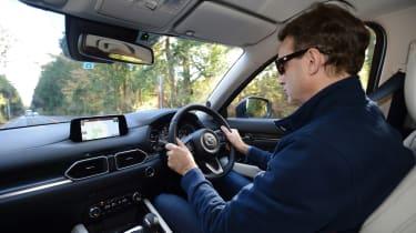 New Mazda CX-5 - driven