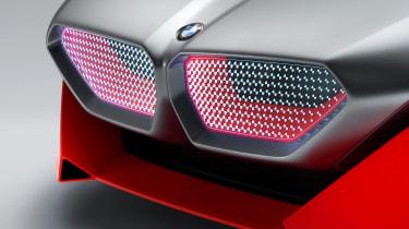 BMW Vision M NEXT concept - studio grille