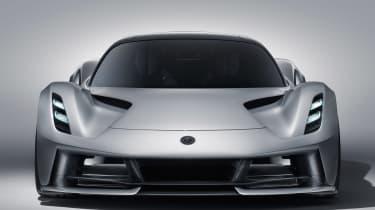 Lotus Evija front