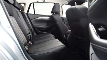 Mazda 6 Tourer rear seats