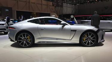 Jaguar F-Type SVR Graphic Pack - rear