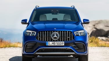 Mercedes-AMG GLE 63 S - full front