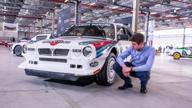 FCA Heritage - Lancia Delta S4 Gruppo