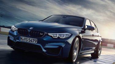 2017 BMW M3 update