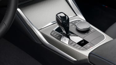BMW 2 Series Coupe - transmission