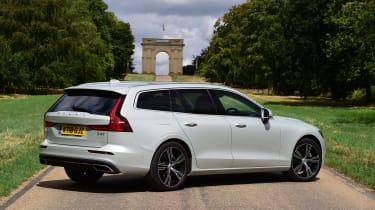 Volvo V60 - rear static