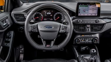 Ford Focus ST - dash