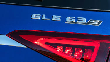 Mercedes-AMG GLE 63 S - rear light