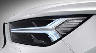 Volvo XC40 - front light