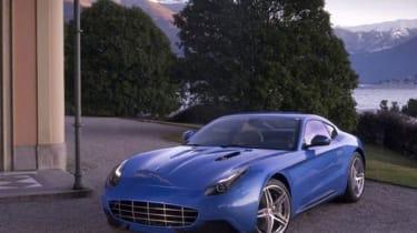 Carrozzeria Touring Superleggera Berlinetta Lusso leaked pic