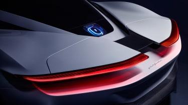 Pininfarina Battista - rear detail