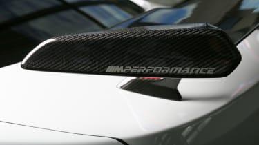 BMW M Performance Parts at SEMA 2016 - M3 spoiler