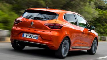 Renault Clio - rear